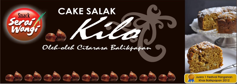 Cake Salak Kilo
